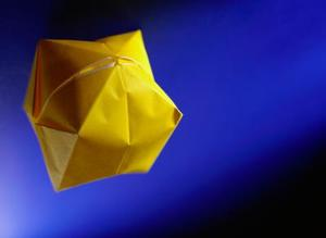 Come fare un Origami Spike Ball